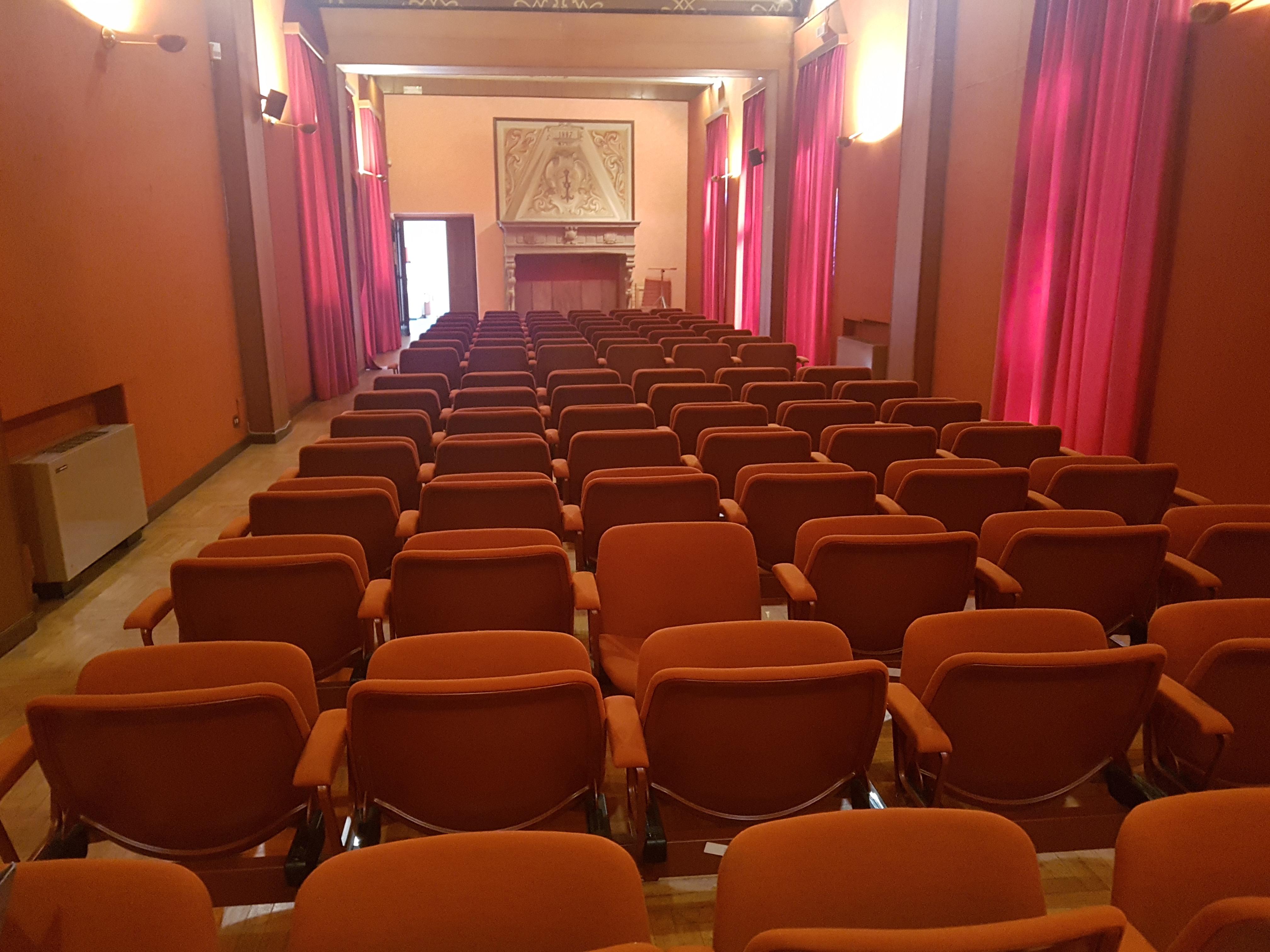 """Foto sala Convegni """"Itala e Agnese Isacchi"""""""